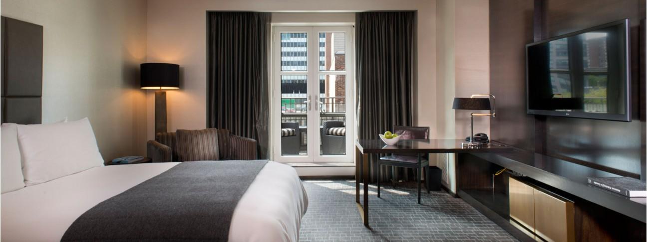 The Hazelton Hotel – Toronto – Canada