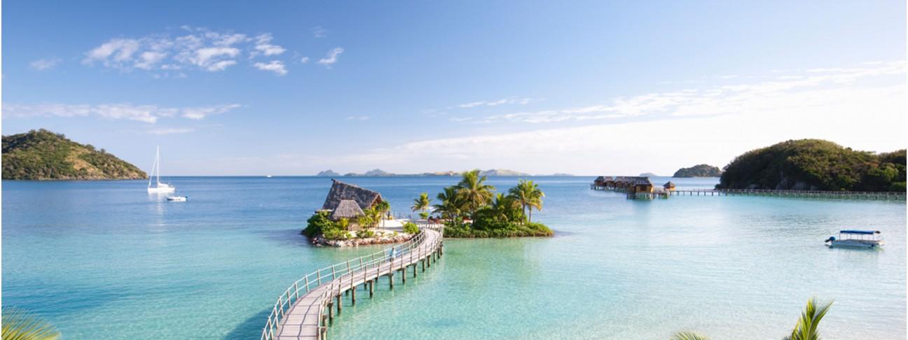 Likuliku Lagoon Resort Hotel – Fiji Islands – Fiji