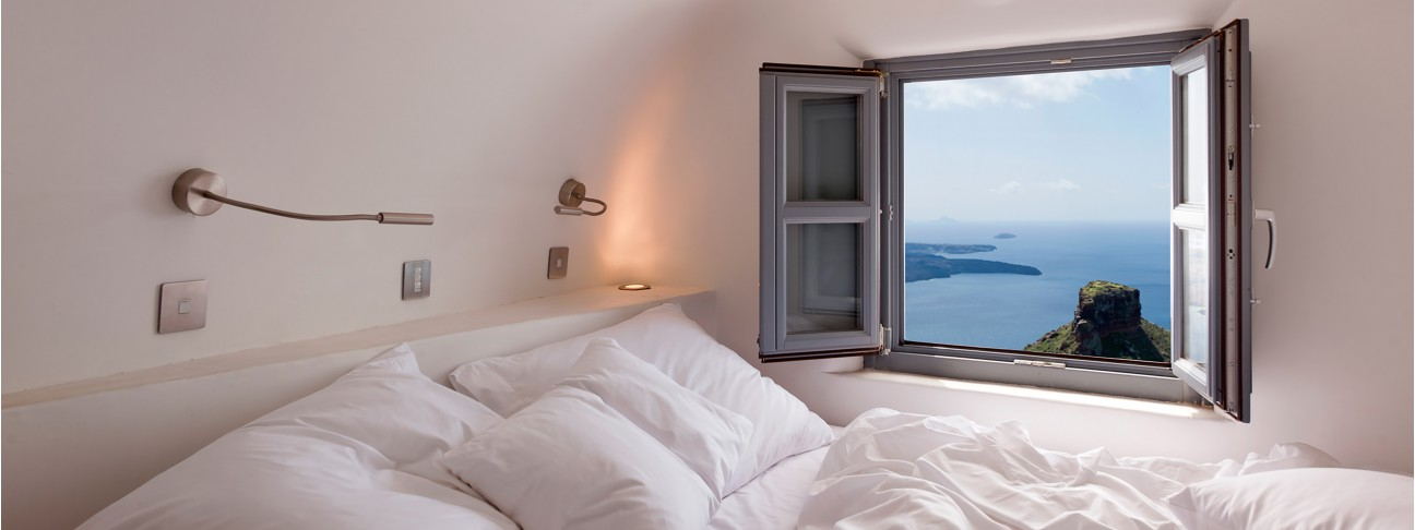 Kapari Natural Resort – Santorini – Greece