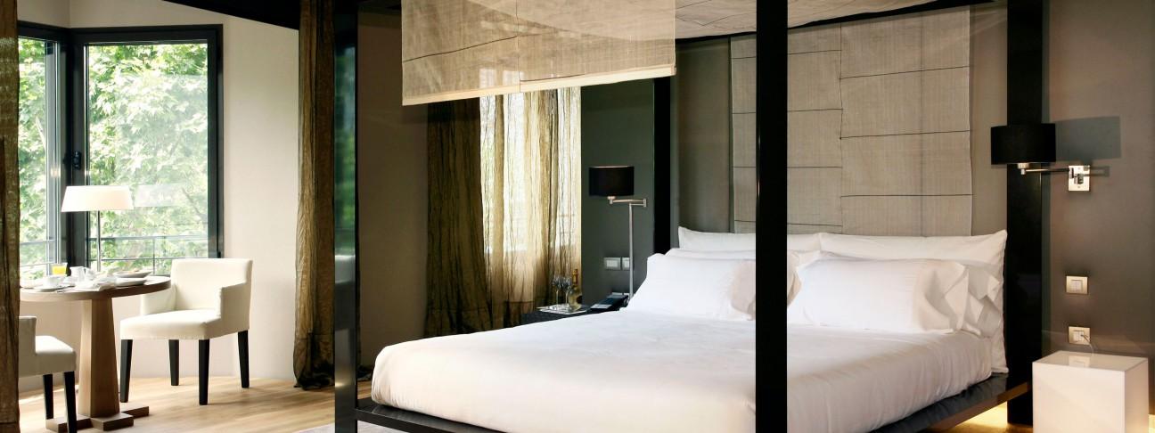 Hotel Omm – Barcelona – Spain