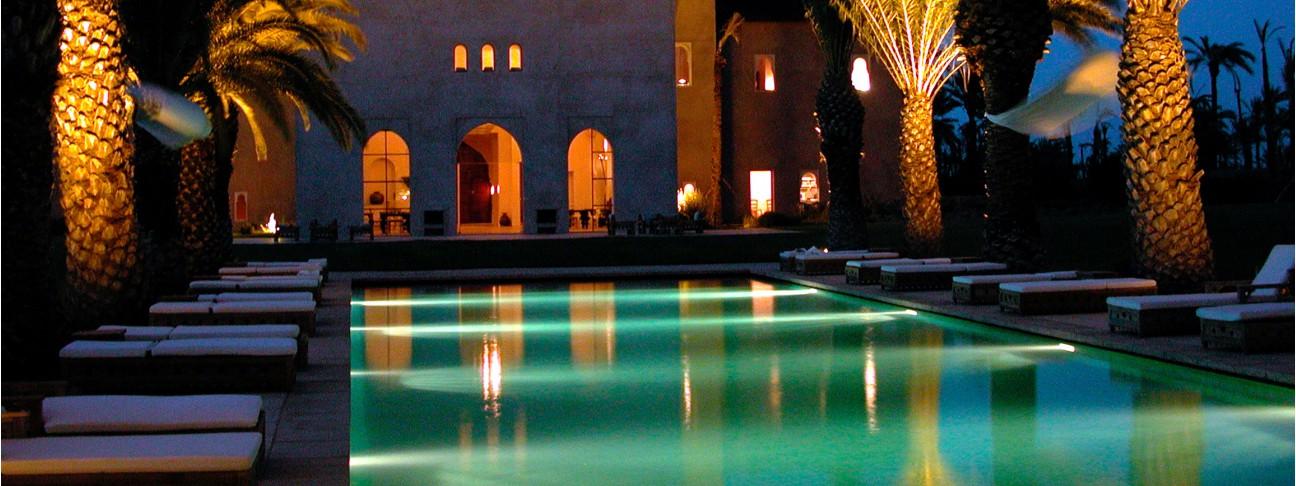 Ksar Char-Bagh – Marrakech – Morocco