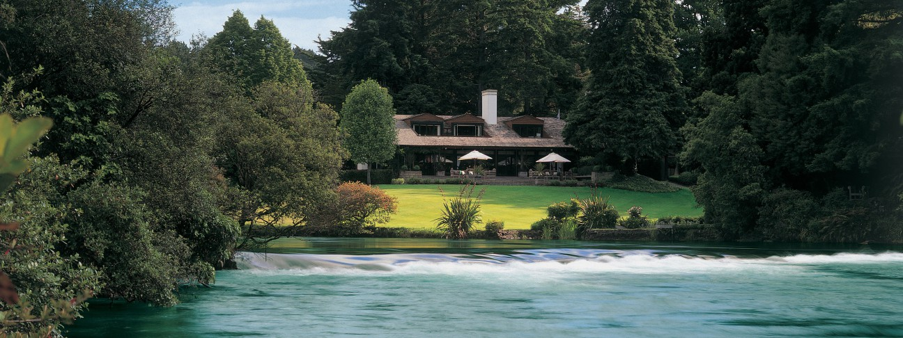 Huka Lodge – Lake Taupo – New Zealand