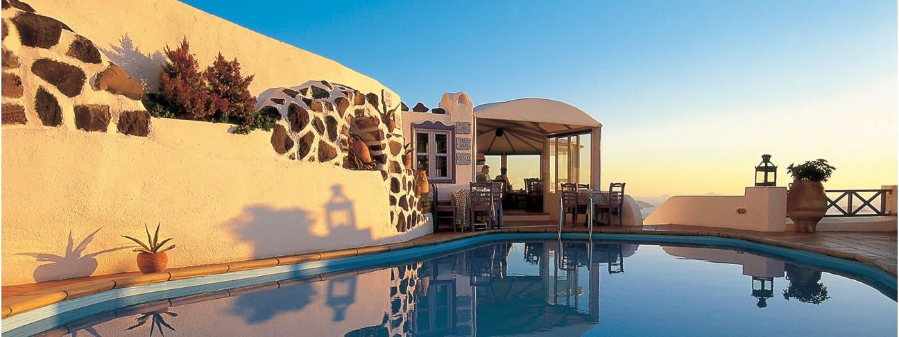 Sun Rocks – Santorini – Greece