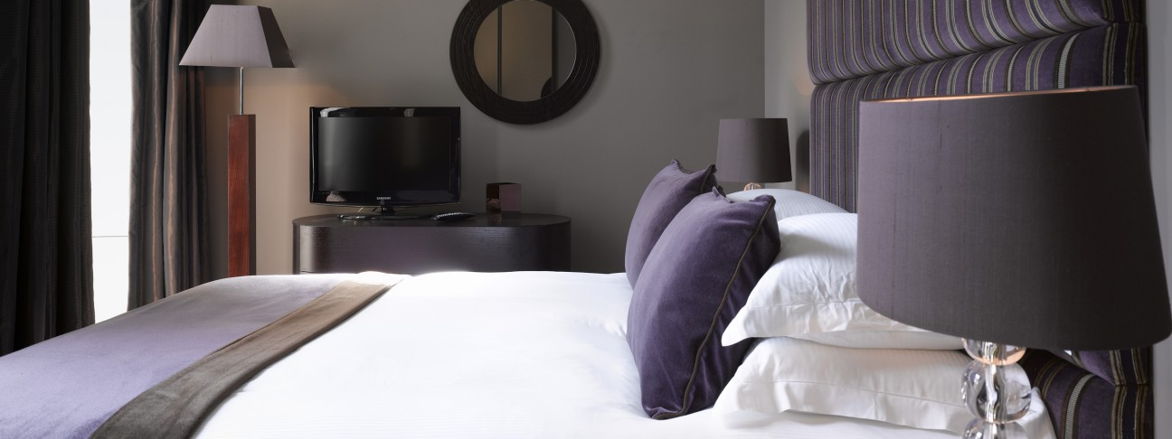 The 4 most stylish luxury boutique hotels in edinburgh for Stylish hotel rooms