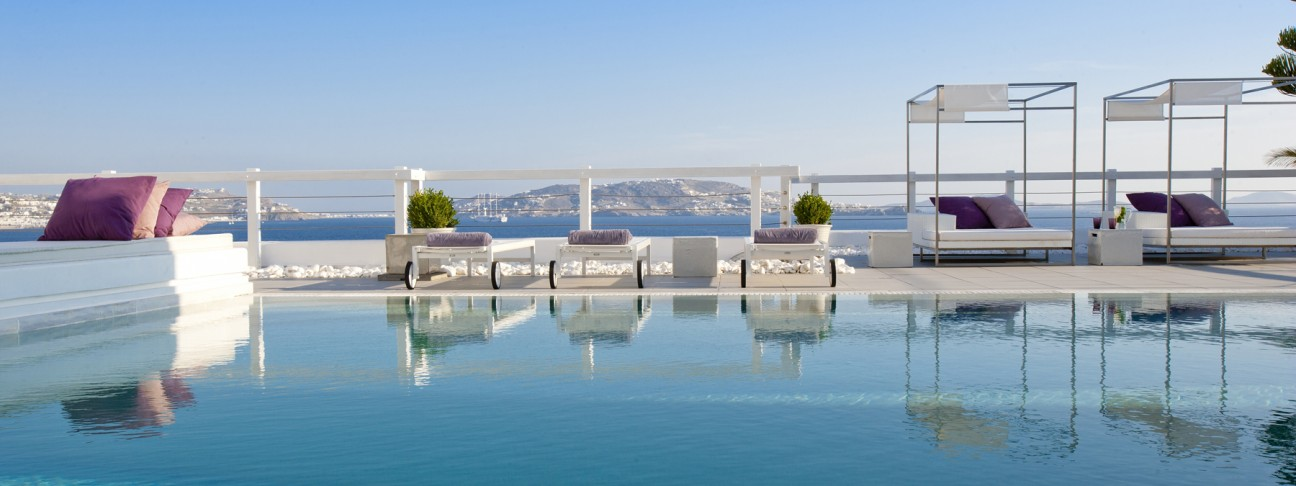 Grace Mykonos Hotel - Mykonos - Aegean Islands - Greece