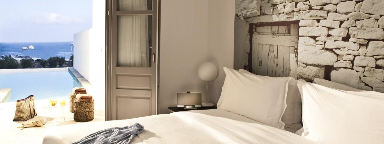 Anemi Hotel - Folegandros - Greece