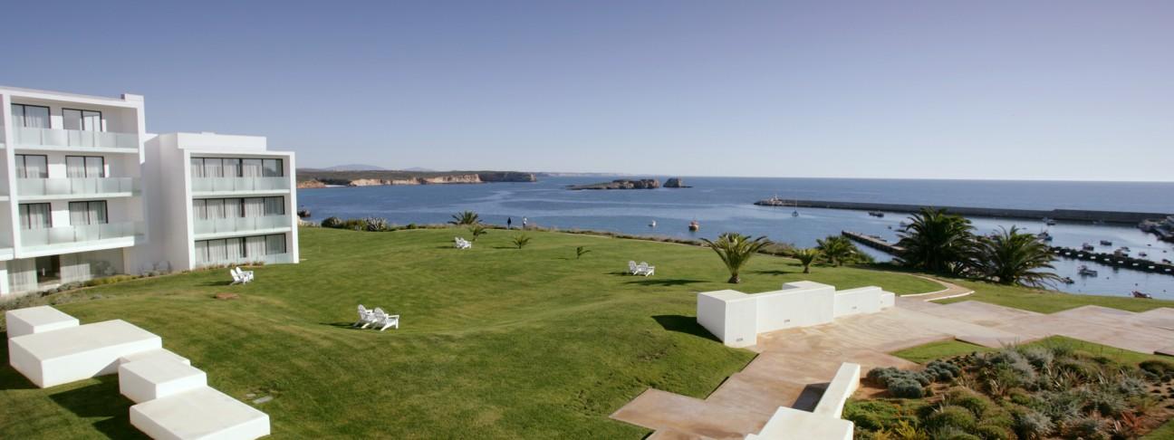 Memmo Baleeira hotel – Sagres – Portugal
