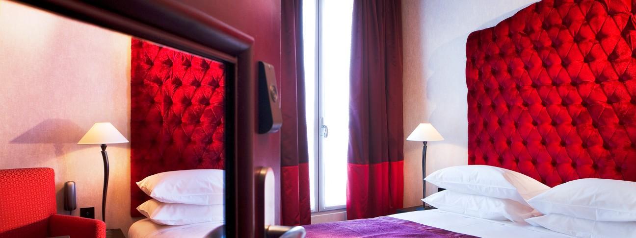 H Tel Des Academies Et Des Arts Hotel Paris France Mr