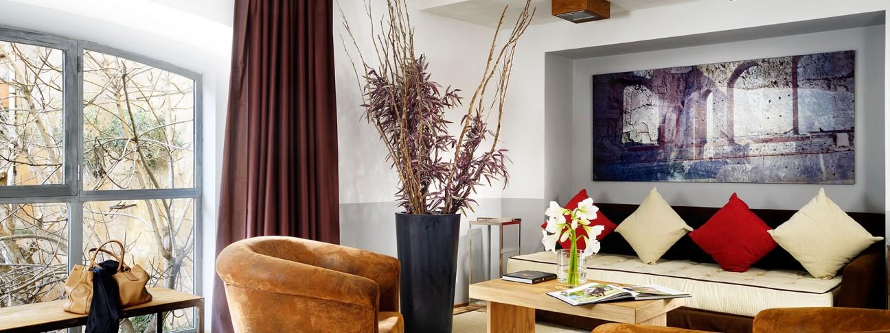 Margutta 54 hotel rome italy mr mrs smith for Margutta 19 luxury hotel 00187 roma italy