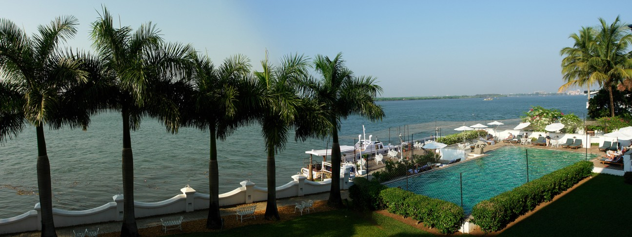 Brunton Boatyard - Kerala - India