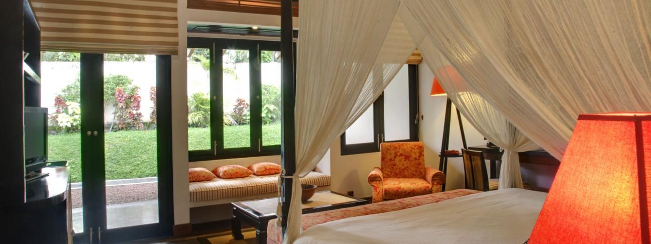 The Wallawwa hotel - Colombo - Sri Lanka