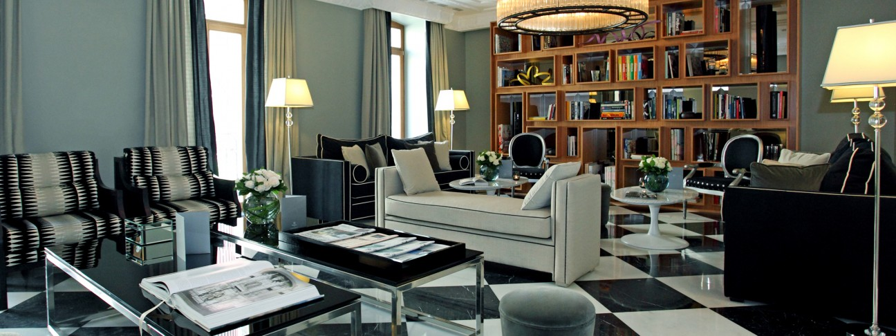The 5 most stylish luxury boutique hotels in Madrid