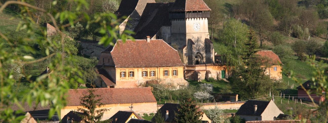 Copsamare Guesthouses Hotel – Transylvania – Romania