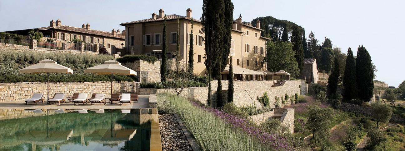 Castiglion del Bosco hotel - Tuscany - Italy
