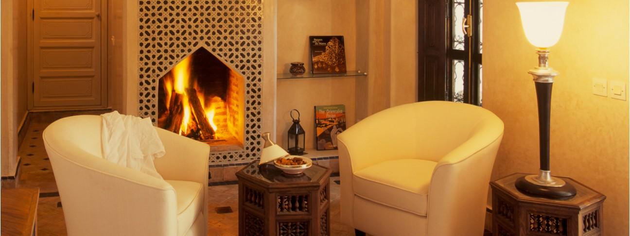 Dar Les Cigognes Hotel - Marrakech - Morocco