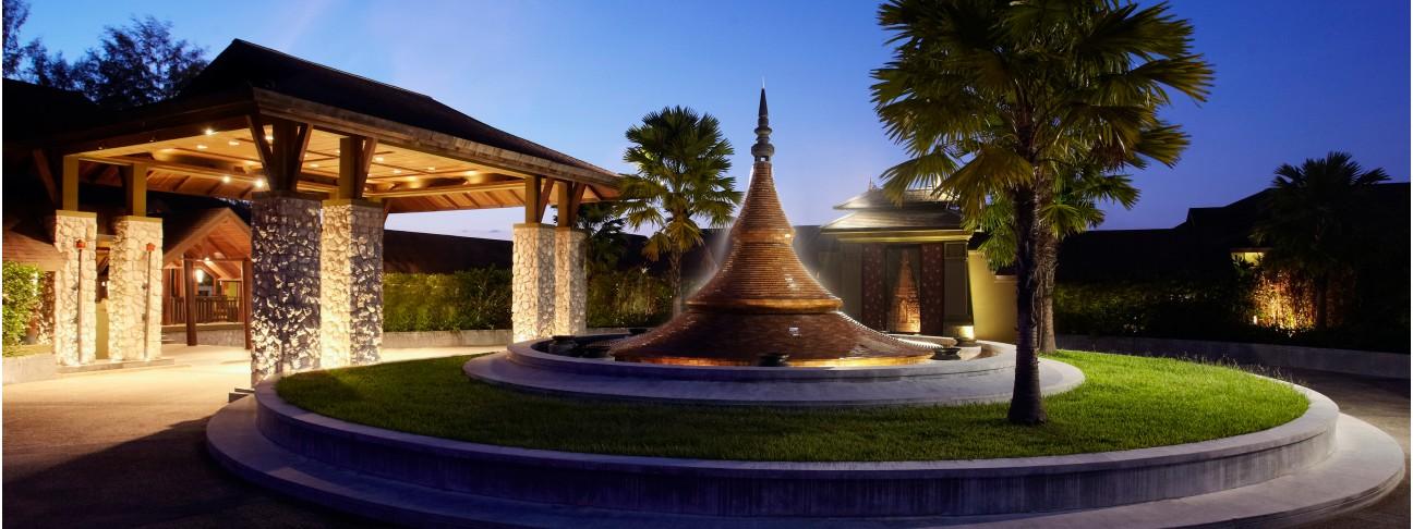 Anantara Si Kao Resort & Spa - Krabi - Thailand