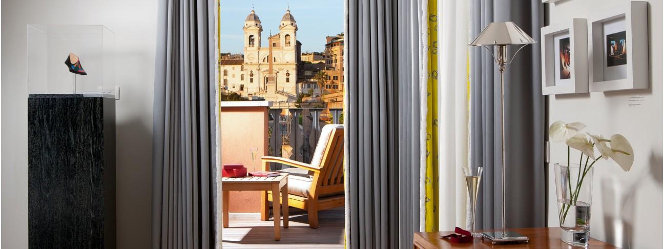 Portrait Rome hotel – Rome – Italy