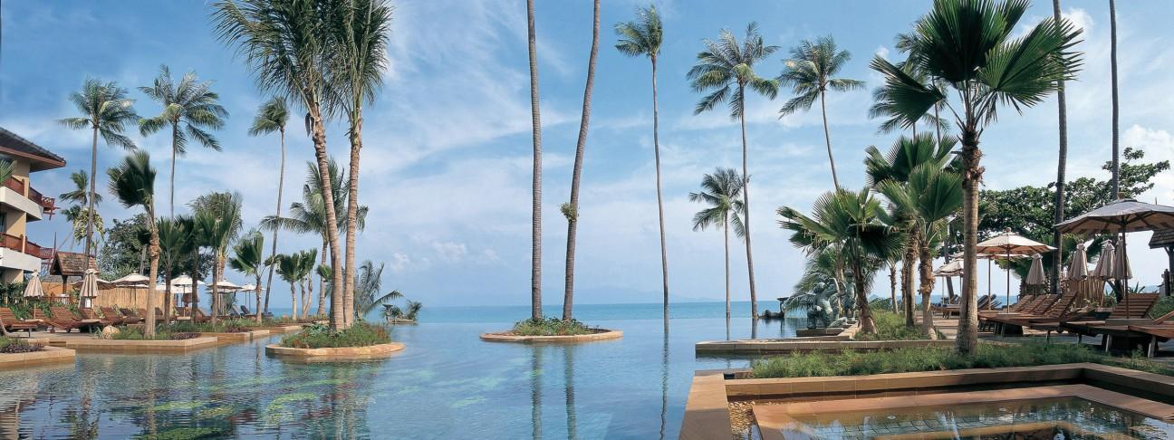 Anantara Bophut Resort & Spa Hotel – Koh Samui – Thailand