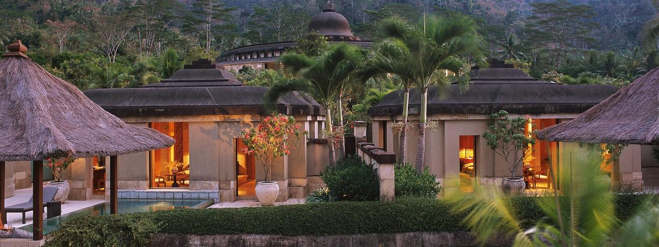 Amanjiwo – Yogyakarta – Indonesia