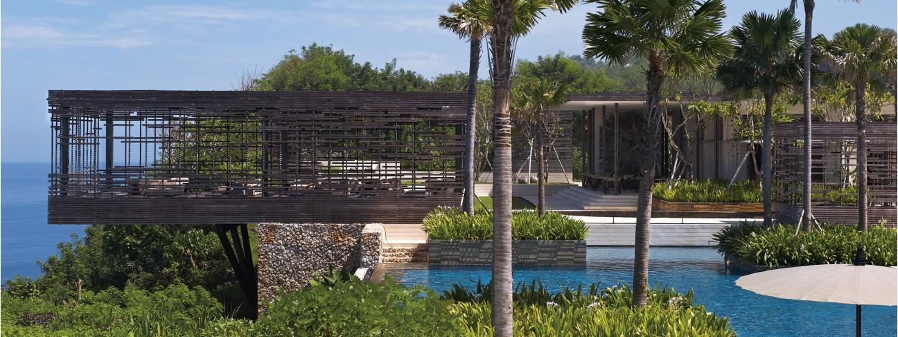 Alila Villas Uluwatu – Bali – Indonesia