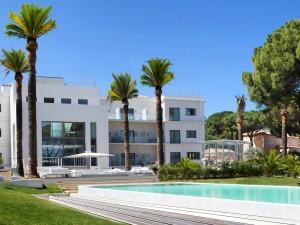 Kube Hotel St Tropez