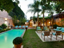 Casas del XVI hotel – Santo Domingo – Dominican Republic