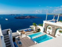 Iconic Hotel – Santorini – Greece