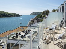 Salcombe Harbour Hotel – South Devon – UK