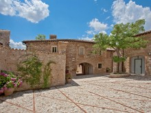 Borgo della Marmotta – Umbria – Italy