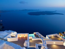 Chromata Hotel – Santorini – Greece