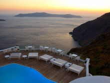 Sun Rocks – Santorini – Greece