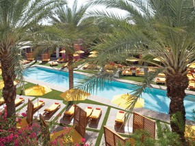 Picante or Calma Pool View Room - One King Bed