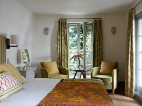 Rock Cottage Master Suite