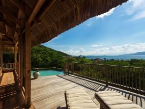 Two-bedroom Hill Top Pool Villa