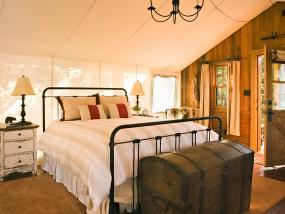 Trapper Canvas Cabin