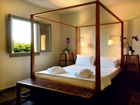 Double Executive Room with Partial Sea View