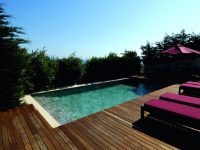Double Executive Room with Shared Pool