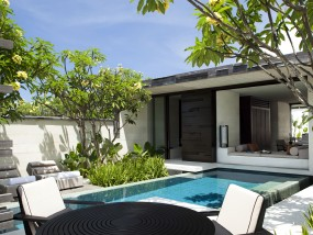 One-bedroom Villa with Pool