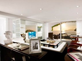 Presidential Suite Paltrow with Private Pool and Terrace