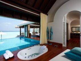 Over-water Pool Villa