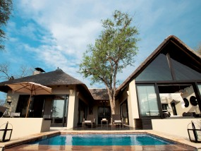Lion Sands Ivory Lodge Villa